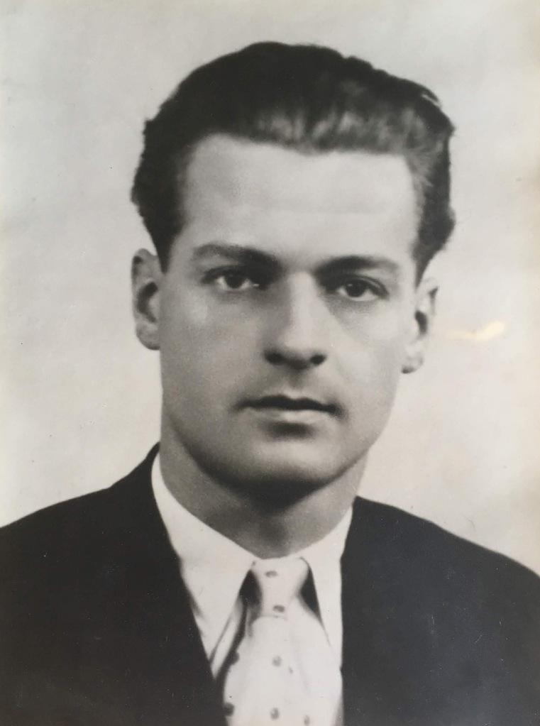 portret oom John